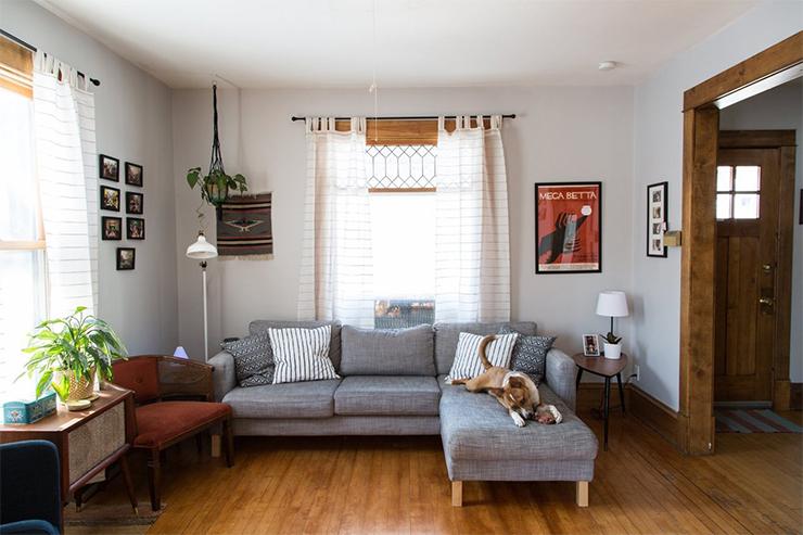 Binnenkijken Thuis Femke : Binnenkijken in een knus vriendinnenhuis interior junkie