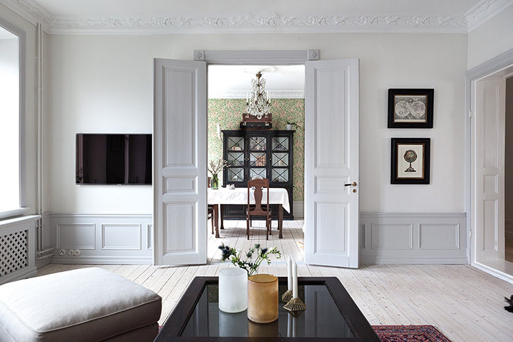 Klassiek Interieur In Een Modern Jasje Interior Junkie