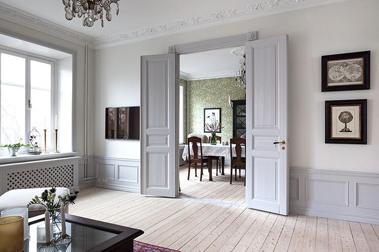 Slaapkamer Inrichten Klassiek : Combinatie klassiek landelijk en modern interieur showhome