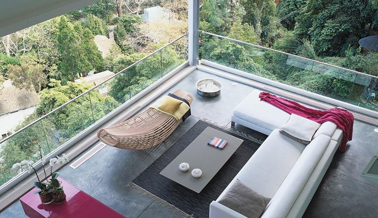 Minimalistisch droomhuis vol kleuraccenten interior junkie