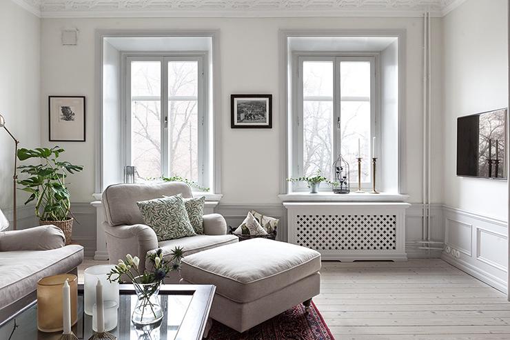 Klassiek interieur in een modern jasje - INTERIOR JUNKIE