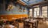 Interior Junkie proof restaurant; Lt. Cornelis