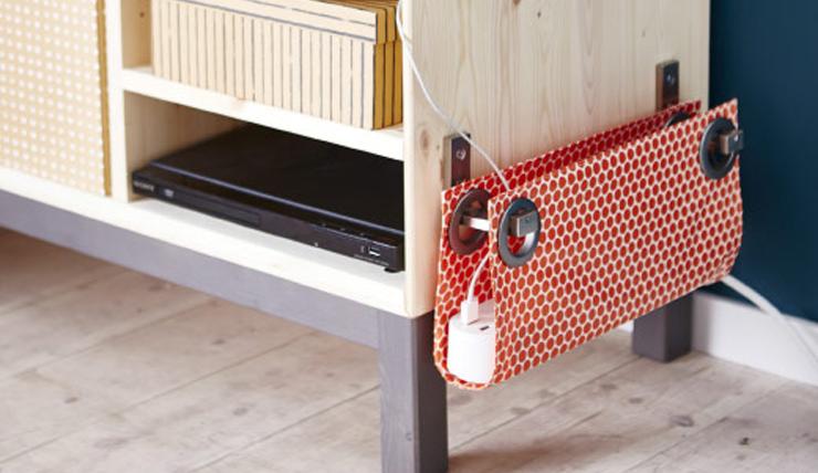 Keuken Diy Opbergen : Diy frustrerende snoeren wegwerken interior junkie