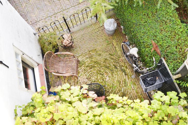 Huizentour in een bijzonder grachtenpand in alkmaar for Huis opnieuw inrichten