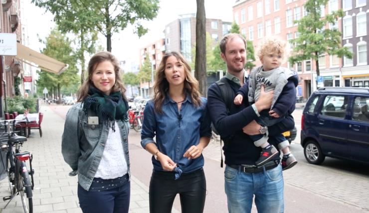 VIDEO: op huizenjacht met starters Bas en Juliette