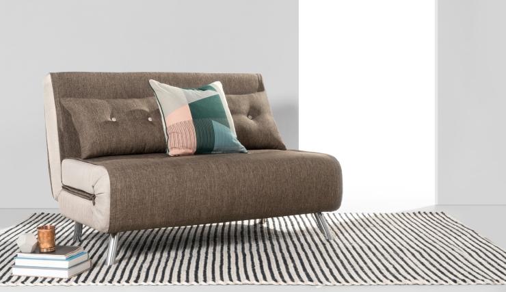 woonvondst retro slaapbank interior junkie. Black Bedroom Furniture Sets. Home Design Ideas