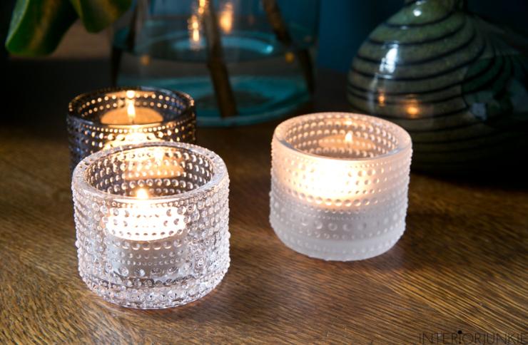 Win een Kastehelmi sfeerlichtje van Iittala