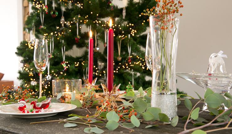 Mijn kerstboom én kersttafel pimpen met Swarovski
