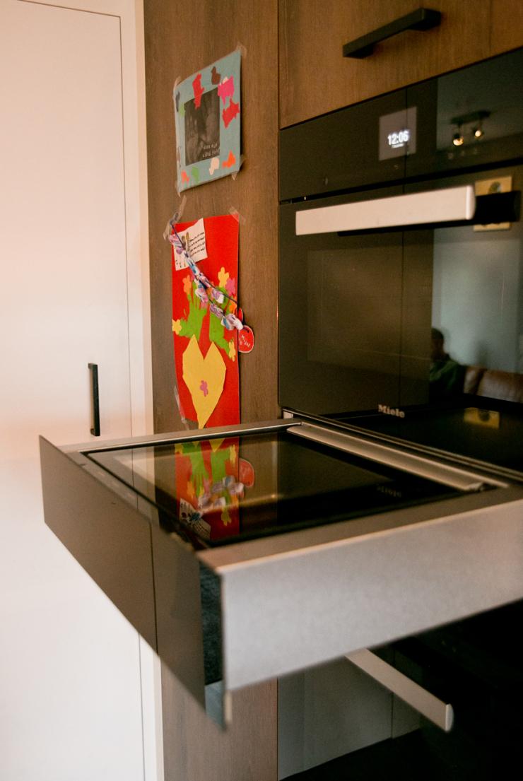 Een kijkje in de designkeuken van Andrea