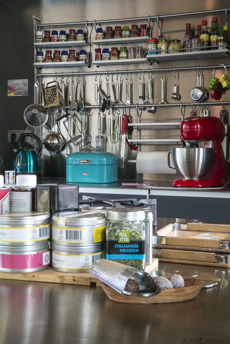 Een kijkje in de keuken van Jane
