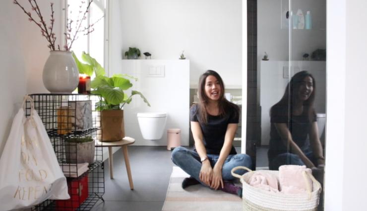 VIDEO: Zo maak ik mijn badkamer een stuk gezelliger