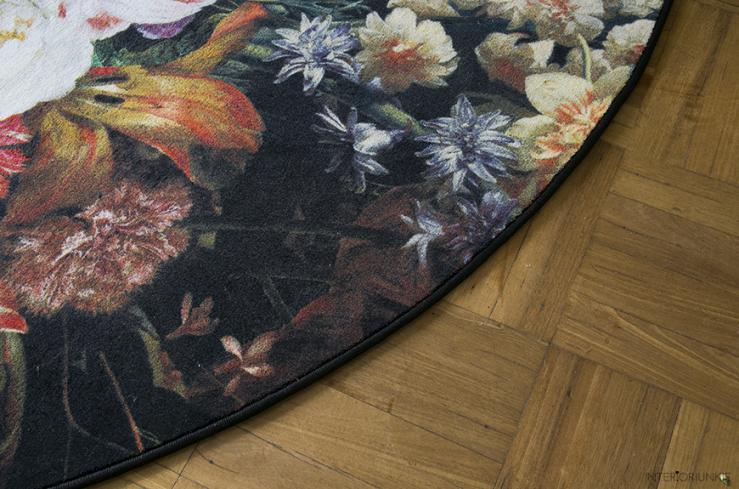 Nieuwe aanwinst: mijn allereerste design vloerkleed!
