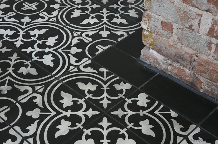 Zwart Witte Tegels : Kijk ze eens pronken portugese tegels in mijn keuken interior
