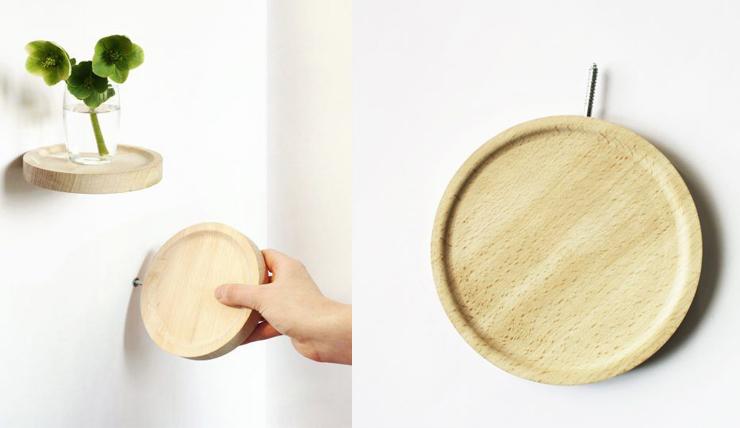 Hoe leuk zijn deze plankjes voor aan de muur