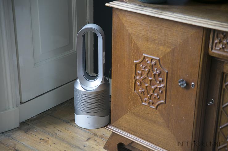 Niet alleen planten zuiveren de lucht thuis. Dit coole ding ook!