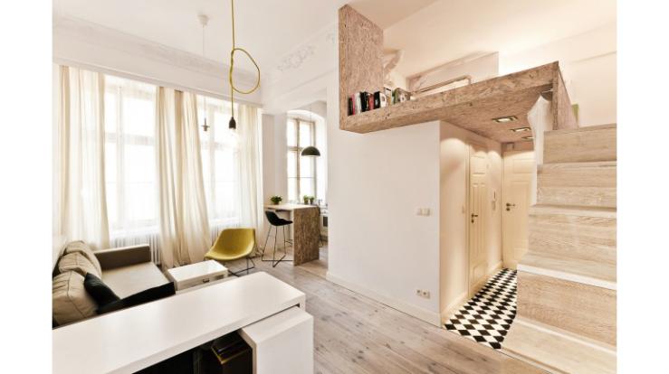 Vide In Woonkamer : Zeer ruimtebesparend een vide in huis interior junkie