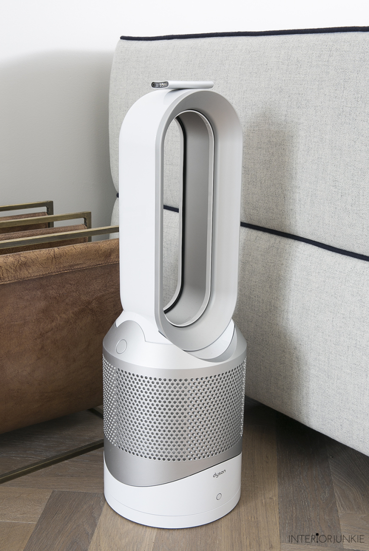Keep it cool in huis met deze luchtreiniger