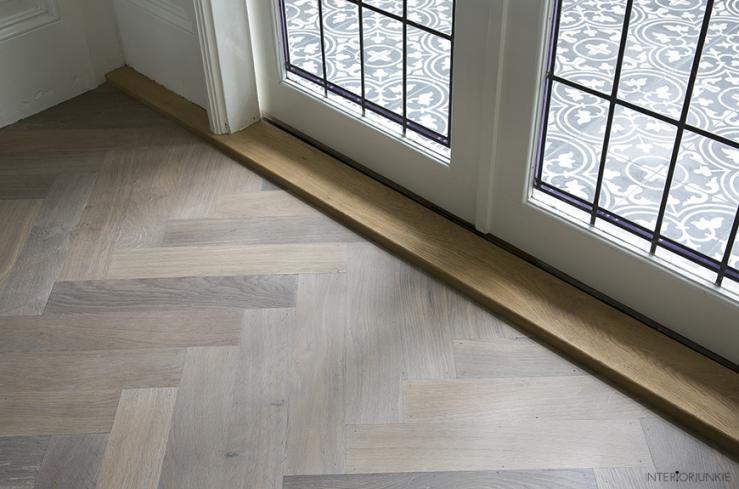 Visgraat vloer - alle voor- en nadelen op een rij.