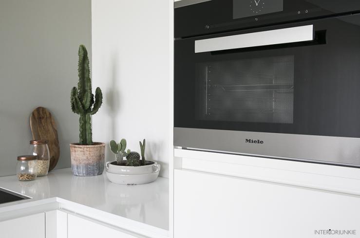 Een kijkje in de keuken van Linda