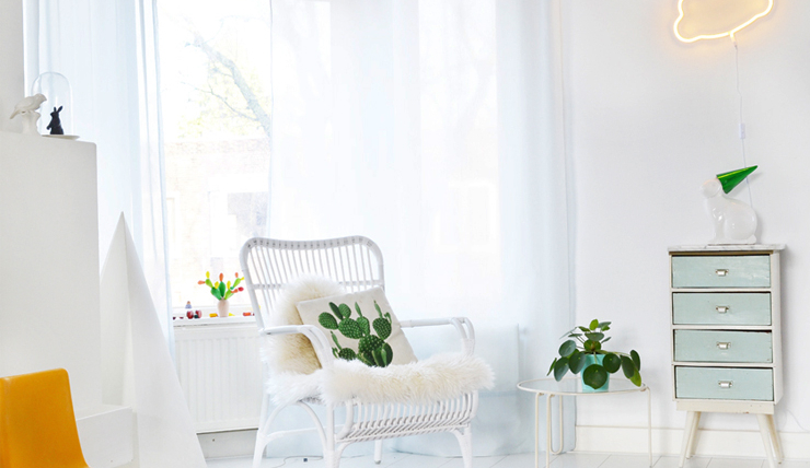 Huizentour in het kleurrijke huis van annemarie interior junkie