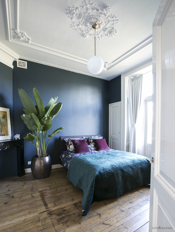 een kijkje in mijn nieuwe slaapkamer interior junkie