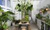 Doen! Een botanische mobile boven de eethoek