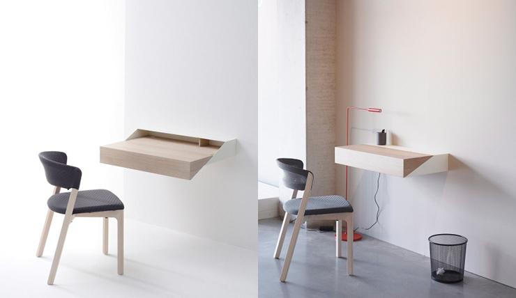 Ruimte besparen met dit speciale bureau interior junkie - Accessoire bureau ikea ...