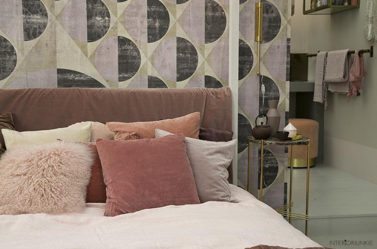 Roze Accessoires Woonkamer : Mierzoet pronken met een roze slaapkamer interior junkie