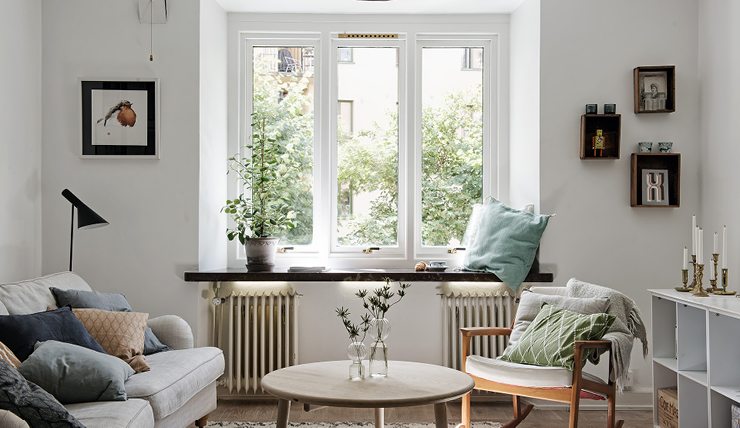Stylingtips voor je vensterbank interior junkie for Woondecoratie vensterbank