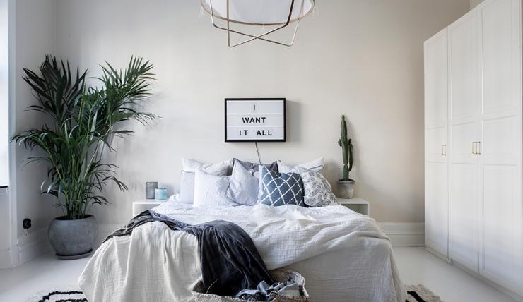 Slaapkamer Hotel Chique : Zo geef je je slaapkamer een hotel chic look interior junkie