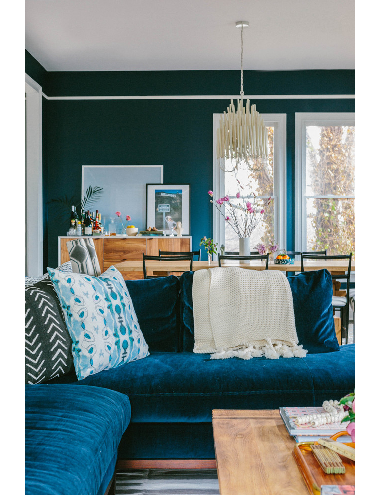 Kobalt Blauwe Accessoires.Stylingtips Zo Style Jij Kobaltblauw In Huis Interior Junkie