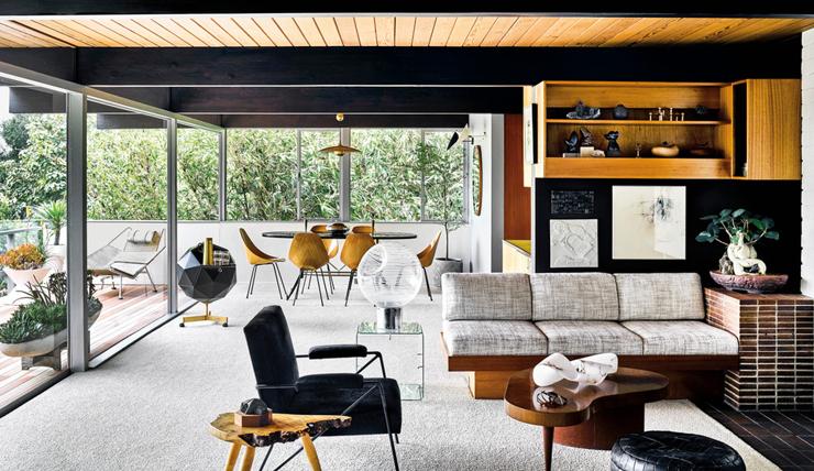 Huis Met Design : Dit huis is blijven hangen in de jaren 60 interior junkie