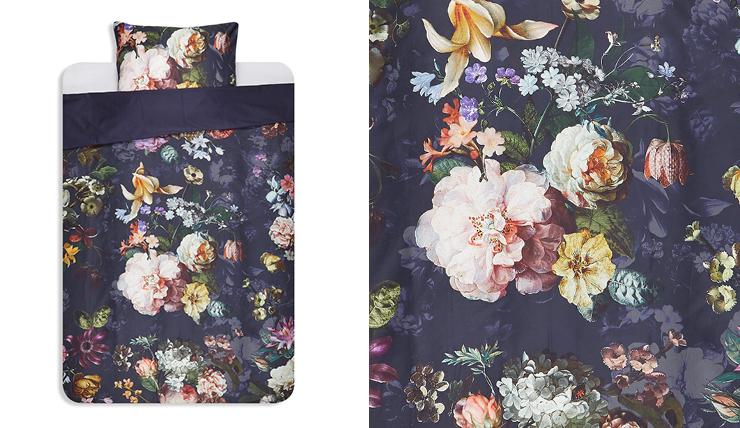 dekbed bloemen thumv