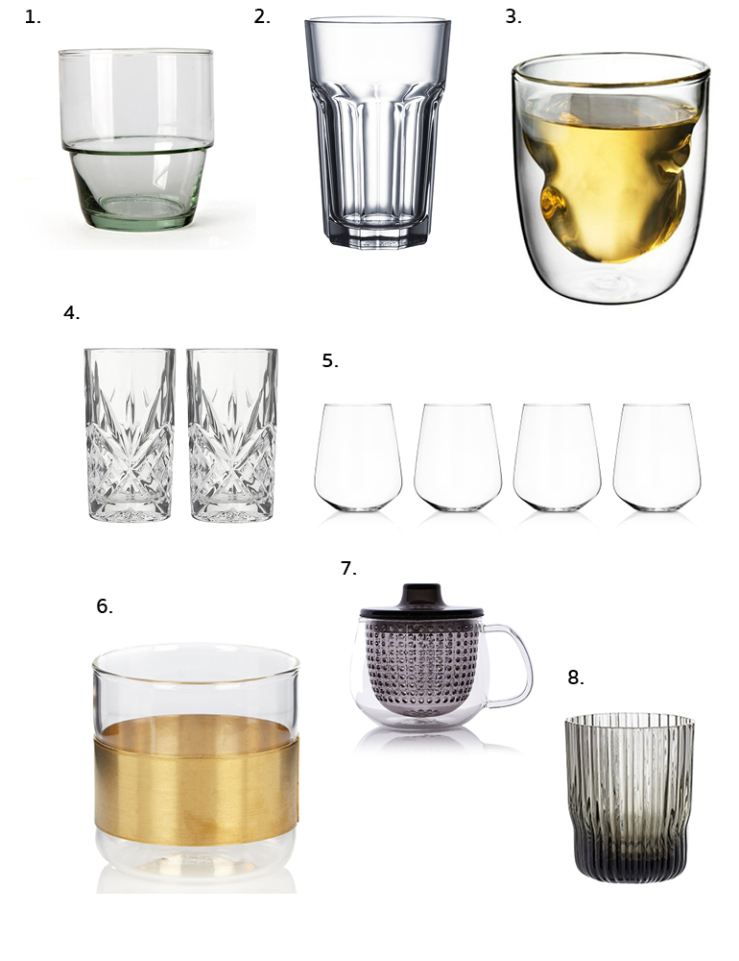 glas shopping