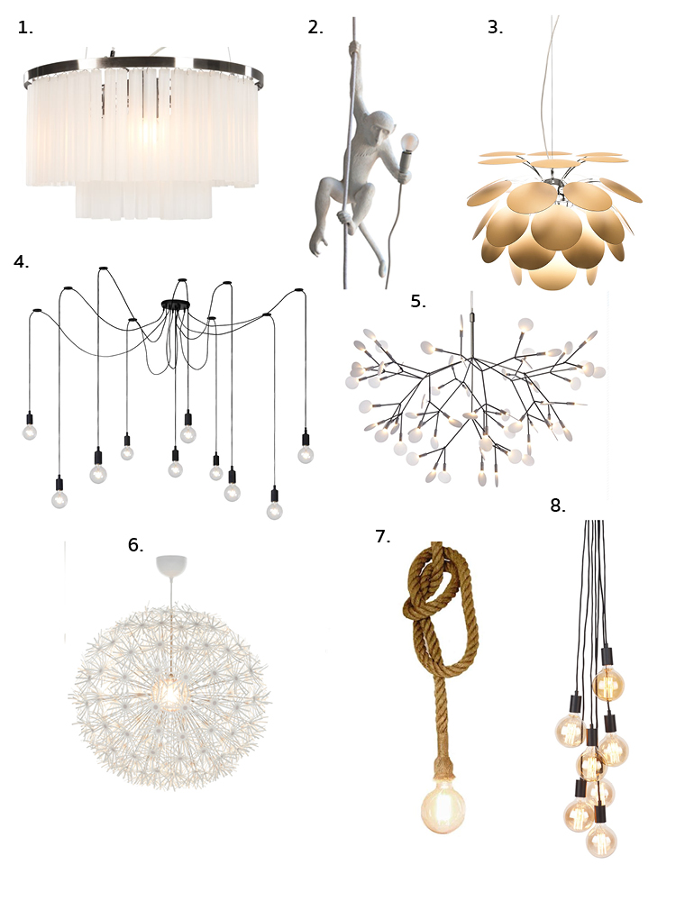 hanglamp shopping