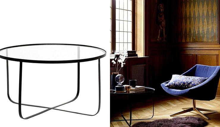 O zo chic is deze glazen salontafel interior junkie