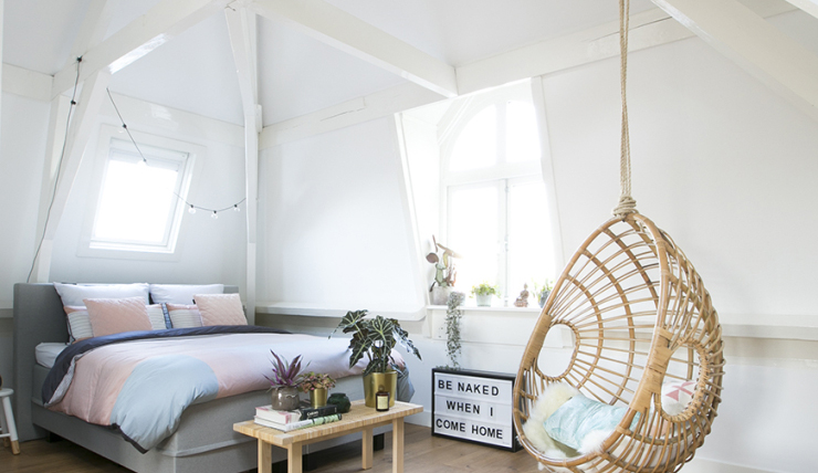 Tips voor een frisse en opgeruimde kamer