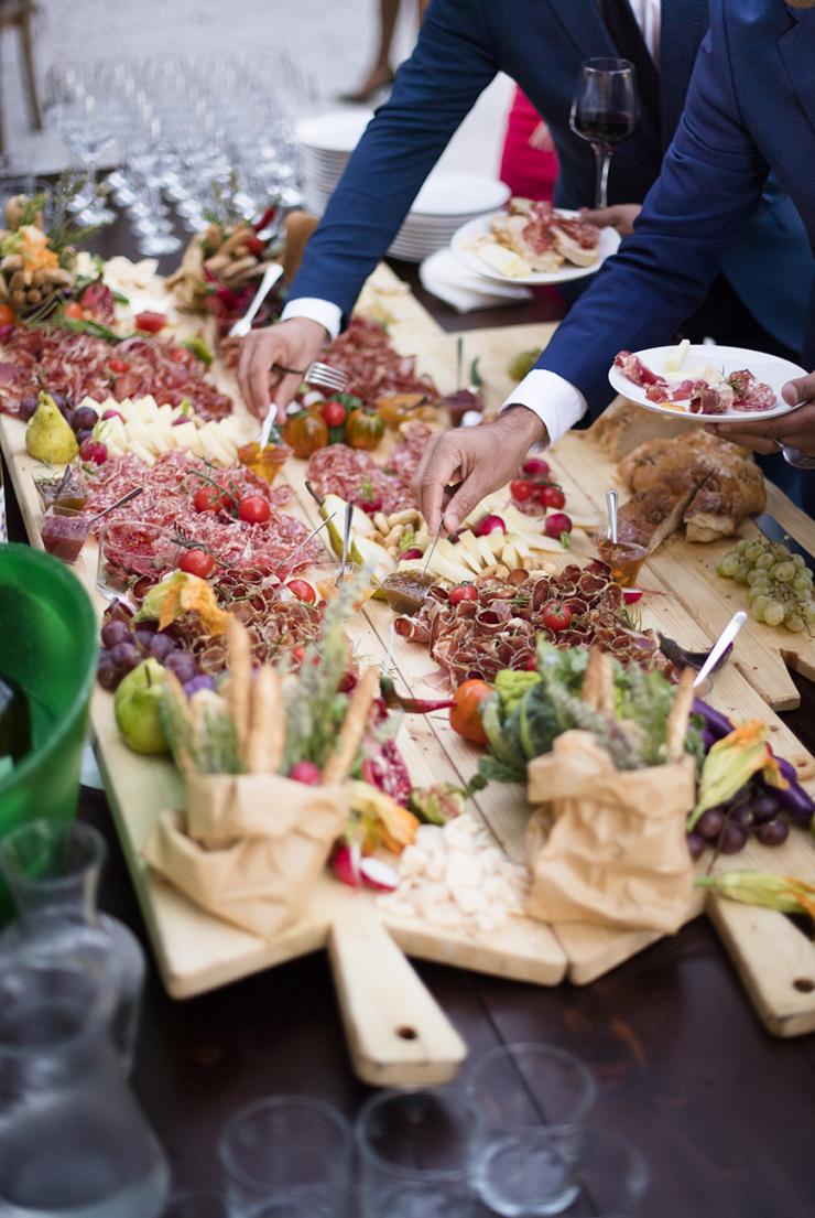 Mijn Toscaanse bruiloft + de wedding styling