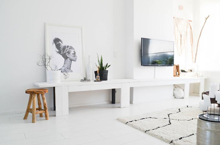 Inspiratie Kleine Woonkamer : Woonkamer inspiratie: zo creëer je ruimte in een klein huis