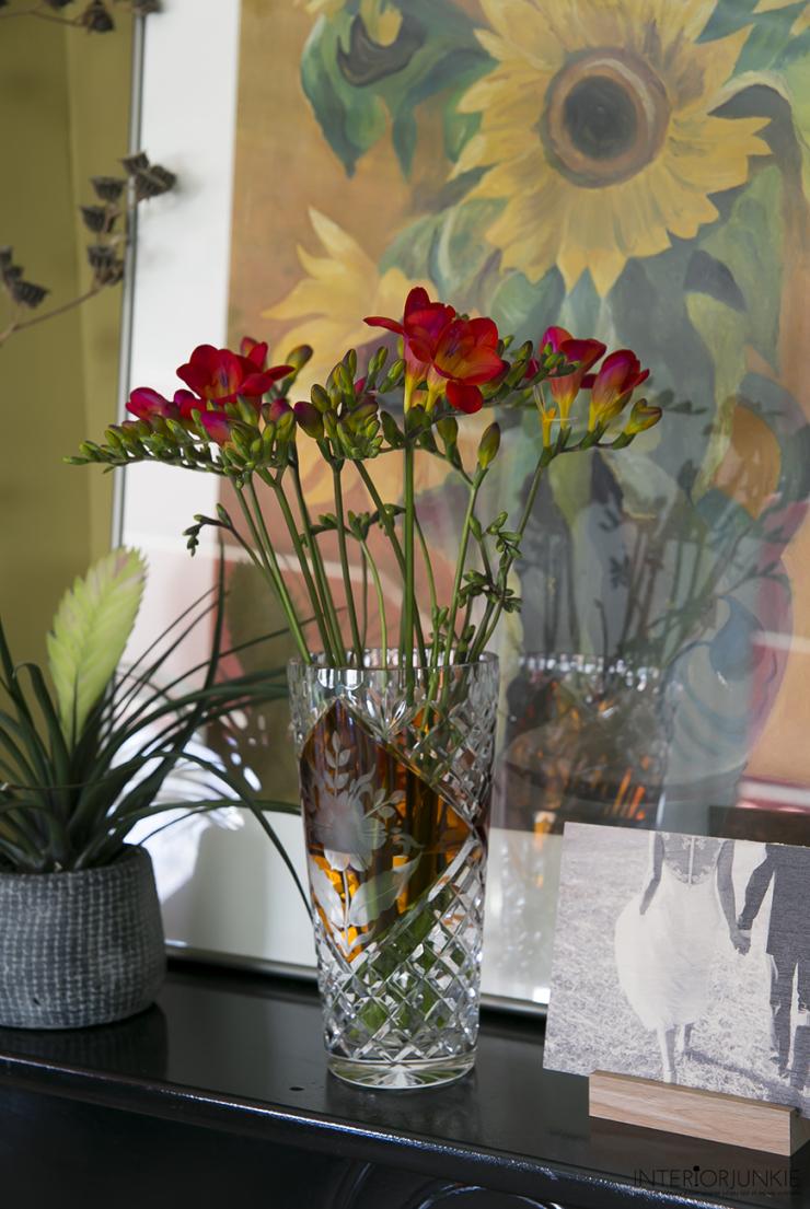Bloemen inspiratie: pronken met de freesia in huis