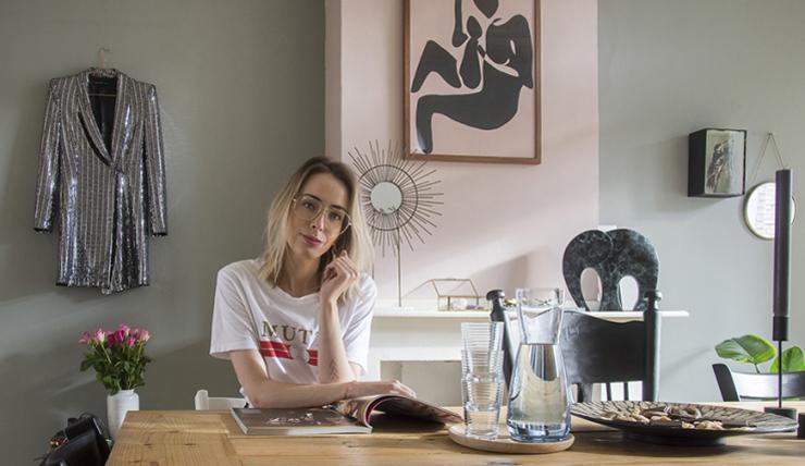VIDEO: meisjeachtig mooi wonen @ Florine Duif - INTERIOR JUNKIE