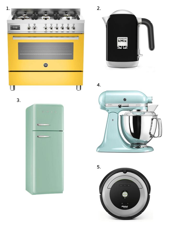 De meubels en accessoires in je huis maken je interieur, maar keuken apparatuur is eigenlijk net zo belangrijk. Waar we voor meubels en accessoires het gezegde 'goedkoop is duurkoop'