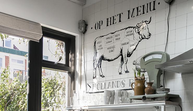 Leuke Keuken Wandtegels : Keuken inspiratie customize je tegels interior junkie