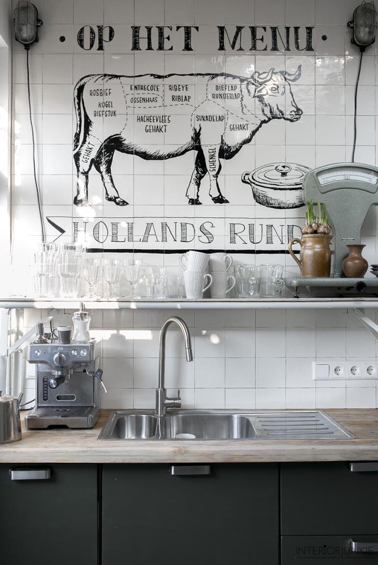 Keuken inspiratie: customize je tegels