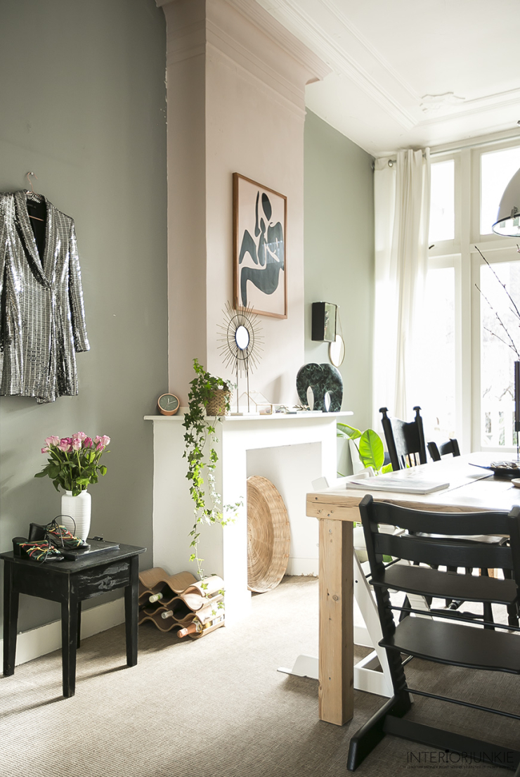 Schouw verven kleur for Huis verven inspiratie