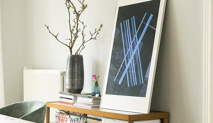 Muur inspiratie: tips om kunst te verwerken in huis