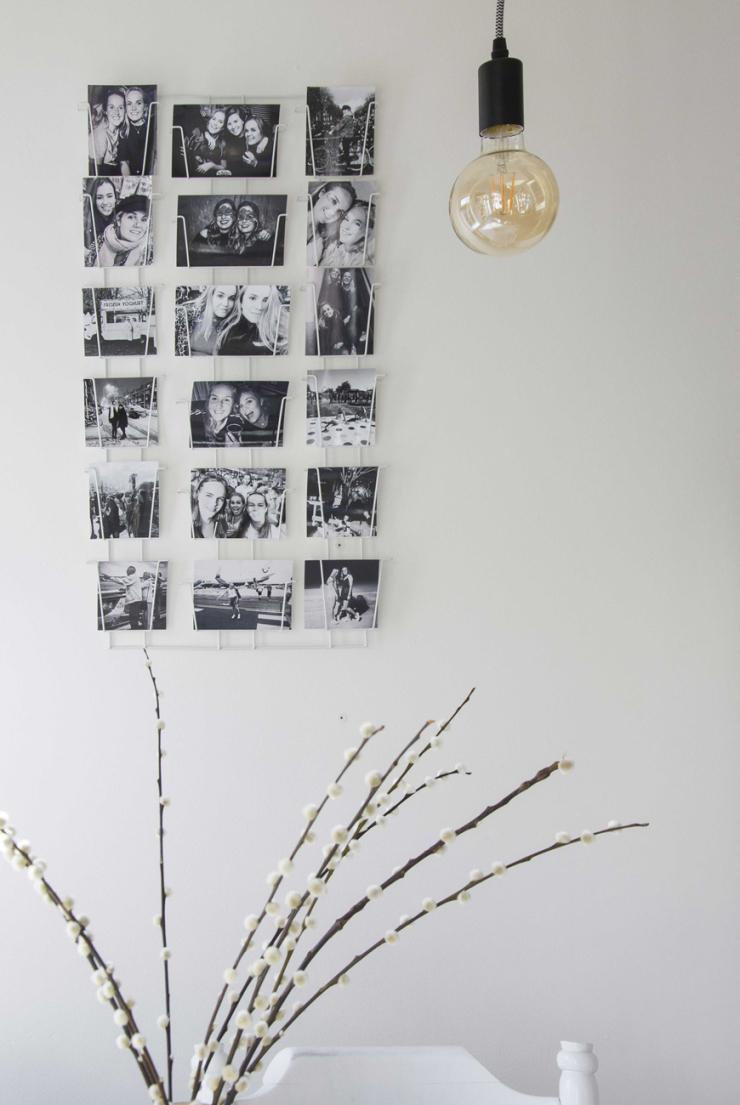 Studentenkamer inspiratie in de kamer van Lienke