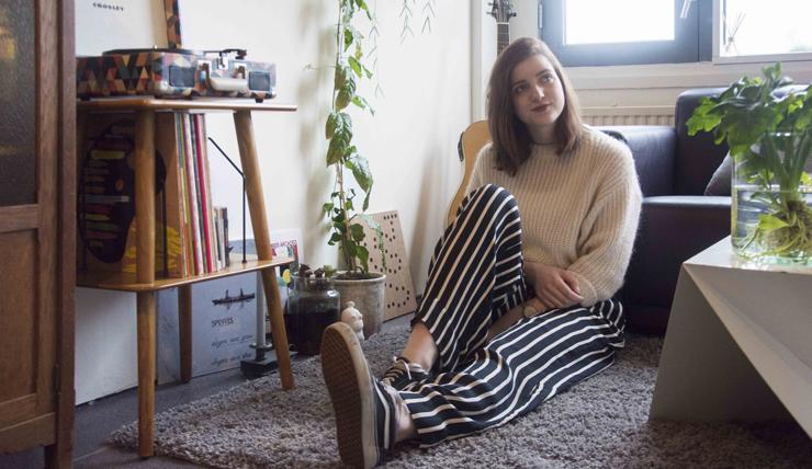 Studentenkamer inspiratie van Sanne uit Utrecht