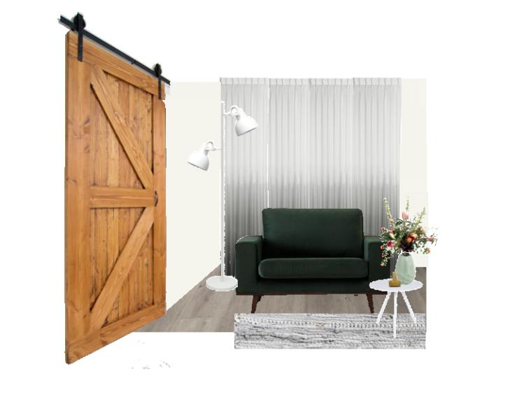 Schommel In Huis : Wooninspiratie: creëer rust en ruimte in een klein huis interior