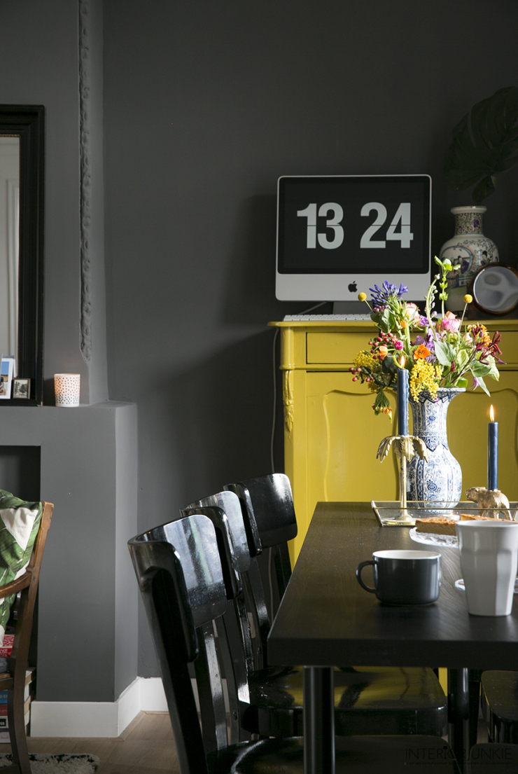Woonkamer inspiratie: zo maak je een budgetproof eettafel